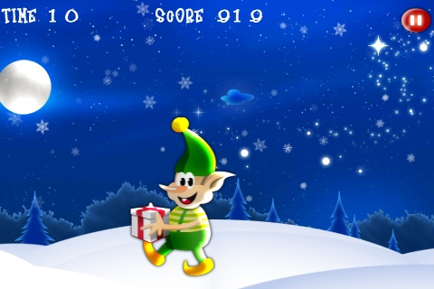 Screenshot Santa's Bad Elf