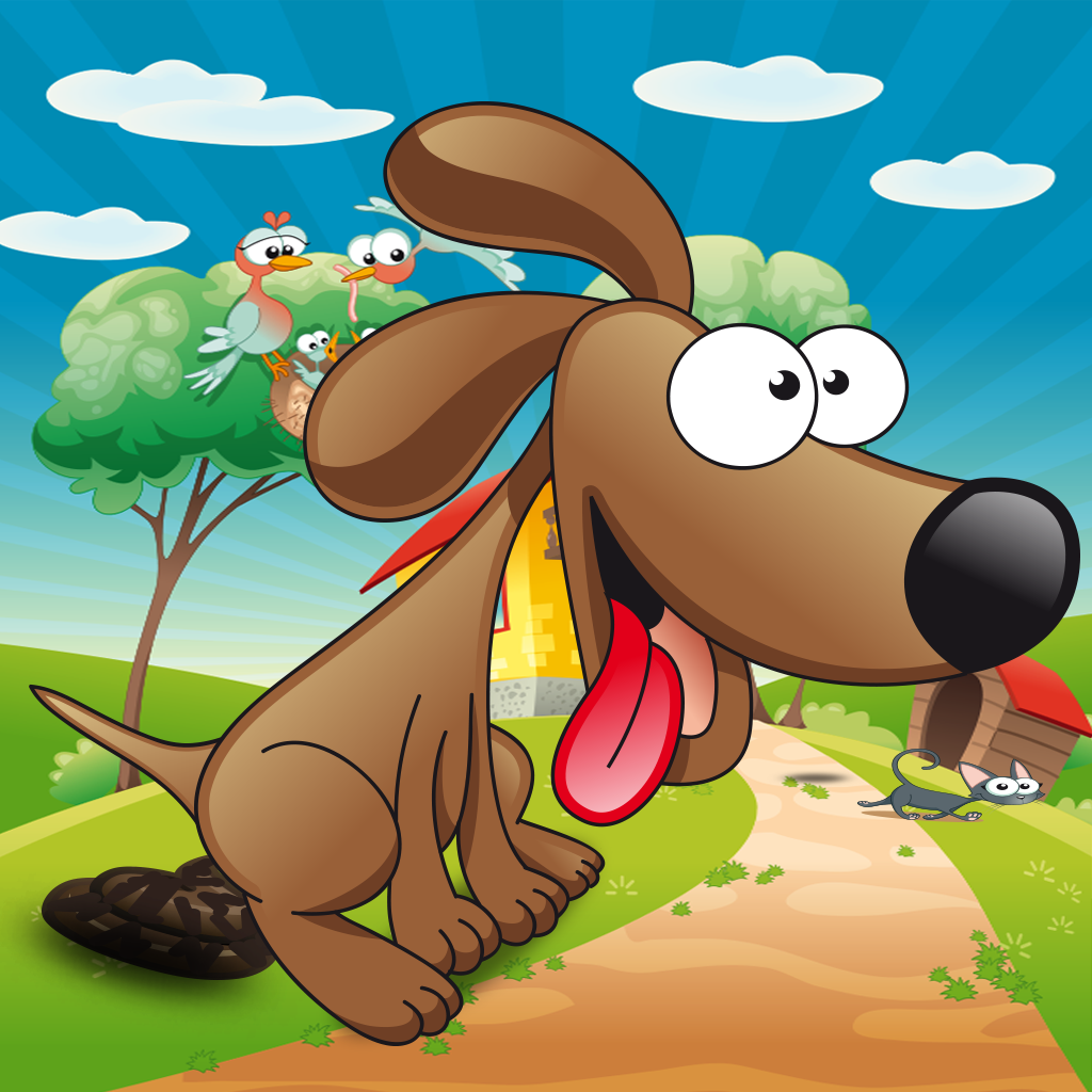 Aye Poo! - A puzzle game for boys and girls to play with friends!